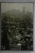 Manhattan (pohled jihozápadn) - Žehlička
