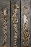 Stíny nerealizovaných Giacomettiho postav